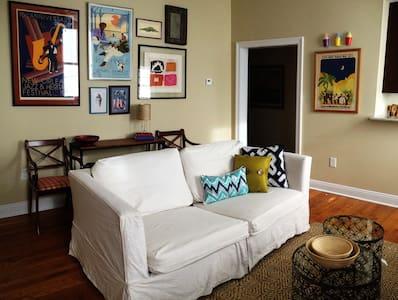 Cozy in Uptown - Nova Orleans - Apartamento