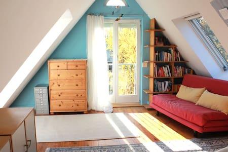 Zimmer in ruhiger, grüner Umgebung - Nuremberg