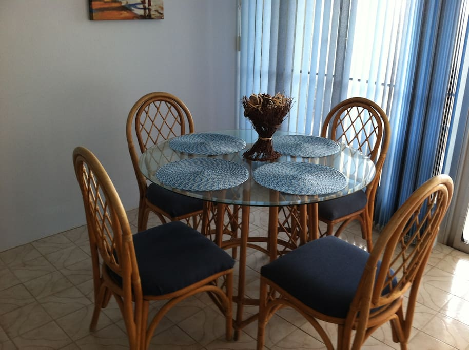 Dining Room for four