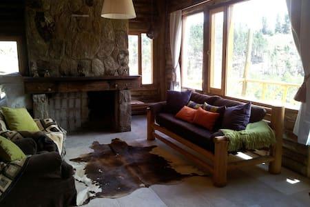 Cabaña de Montaña con mucho confort - Stuga