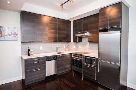 Saint Lawrence Market One Bedroom Downtown - Toronto - Apartment