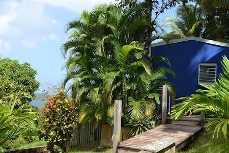 Azur : spa privé et jolie vue mer - Haus