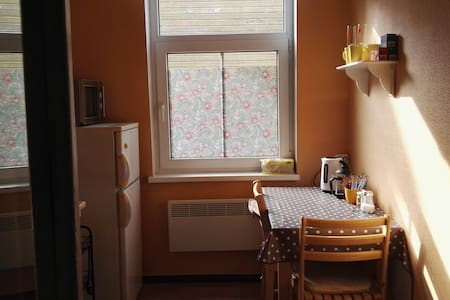 Nice, sweet apartment near Center - Daire