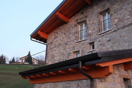 Bergamo Appartamento Agriturismo La Fontana - Zogno - Apartmen