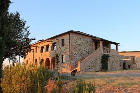 Agri Relais FATTORIA AL MELETO - Casa