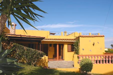 Holiday cottage, El Zumacal GC0041 - Valleseco - House