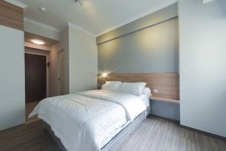 Homtel @ The Suites Metro (E16|01) - Bandung City