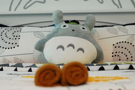 The Scott Renaissance (Totoro) - Kuala Lumpur