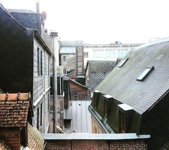 *Cozy Maisonette*Rouen Center* - Rouen - Loft