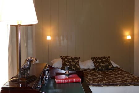 Une chambre au coeur des grands espaces auvergnats - Chavagnac - Lainnya