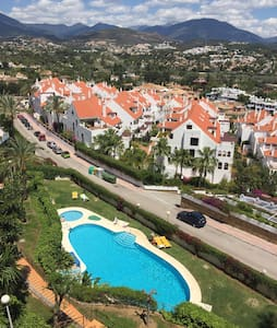 Charming app with view to La Concha - Marbella - Apartment