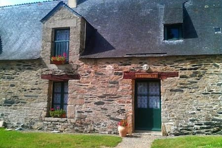 Pretty gîte in Southern Brittany - Rumah