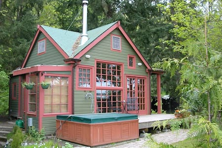 The Last Resort Guest House - Vashon - Chatka