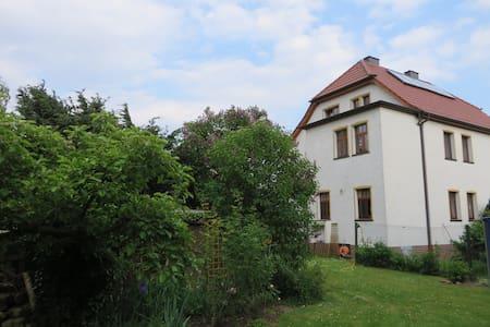 FeWo zum Wohlfühlen in Alpen-Villa - Huis
