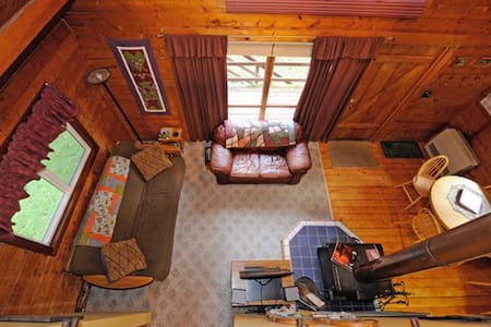 Alyeska Hideaway - cozy log cabin - Anchorage - Cabin
