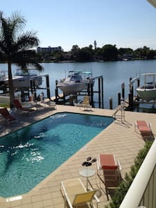 Treasure Island Florida Beach Home