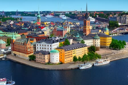 2 Room Old Town Apartment - Stockholm - Appartement