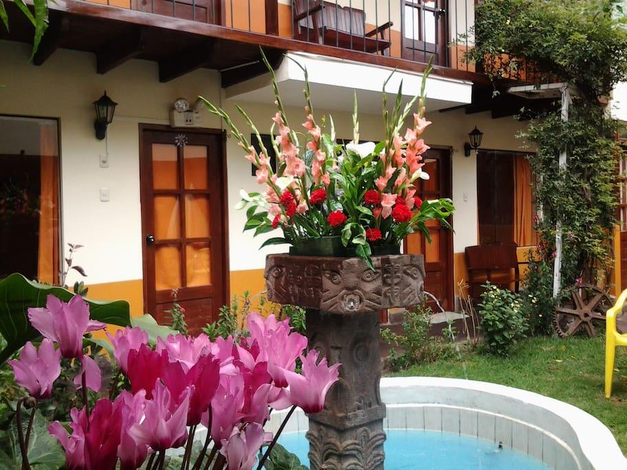 Casa Hospedaje MUNAYCHA