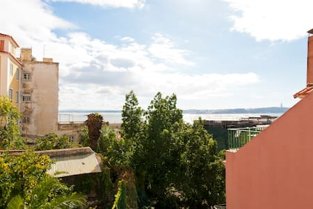 Downtown Suite with a Great View - Lisboa - Apartamento