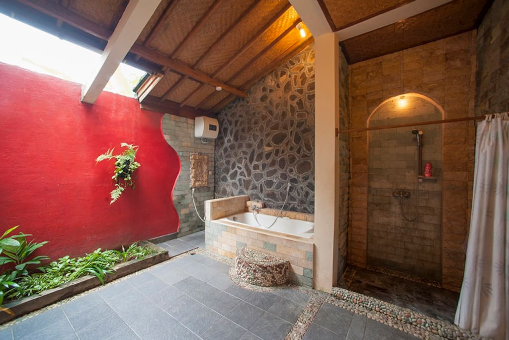 Luxury villa with pool in Bali