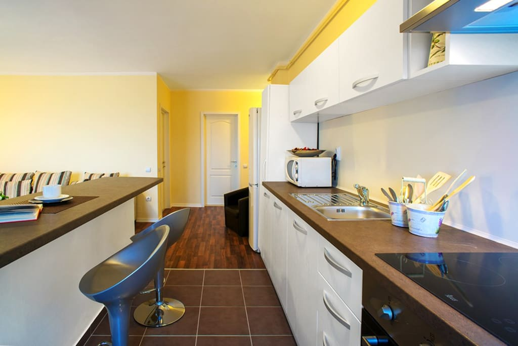 M1 Spacious One Bedroom apartment