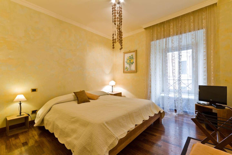 Camera matrimoniale/king size room