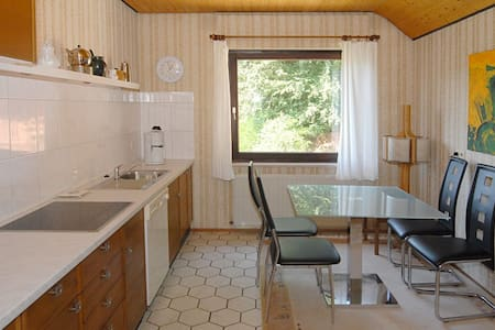 Quiet and idyllic holidayapartment - Trulben - Apartment