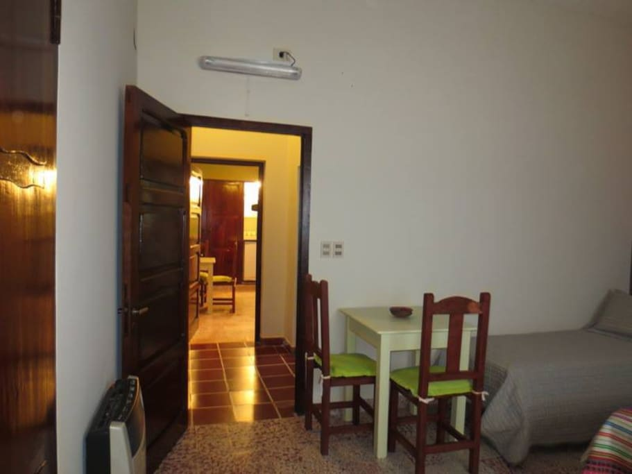 Colonial apartment Salta 2 bedrooms