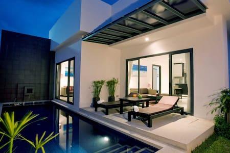 ROMANTIC lusso Villa Candareen - Thalang - Casa