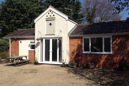 Quaint and quiet Suffolk Coachhouse - Apartment