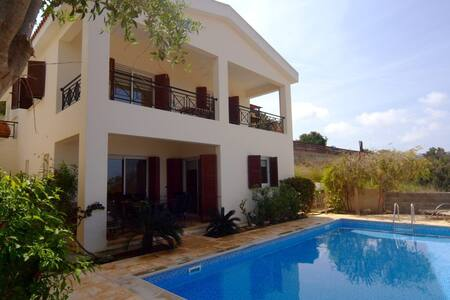 Luxury Villa, Sea Views, Pool,Wi-Fi - Villa