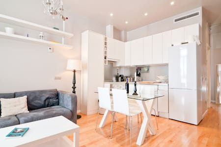 Nice apartment in cool neighborhood - Madrid - Wohnung
