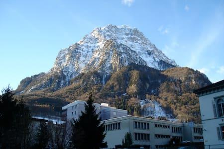 Gemütlichkeit mitten in Glarus  - Glarus