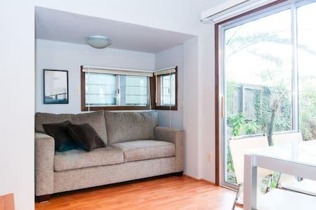 Garden Apartment @ Dolores Park!