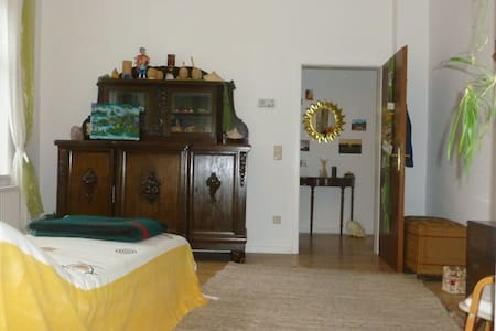 gemütliche Wohnung im Herzen Goslar - Goslar - Wohnung