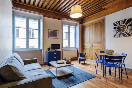Cosy apartment in the Old Town 2 - Lyon