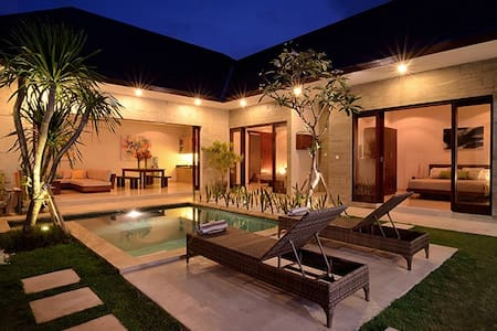 Private two-bed villa in Sanur
