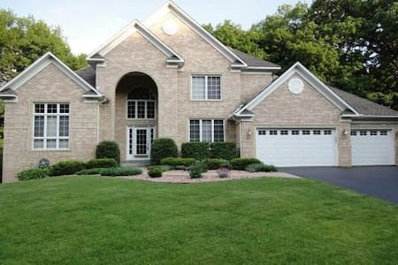 Ryder Cup - 4 Bdrm, 3.5 Bath, 3 Mi. from Hazeltine - House