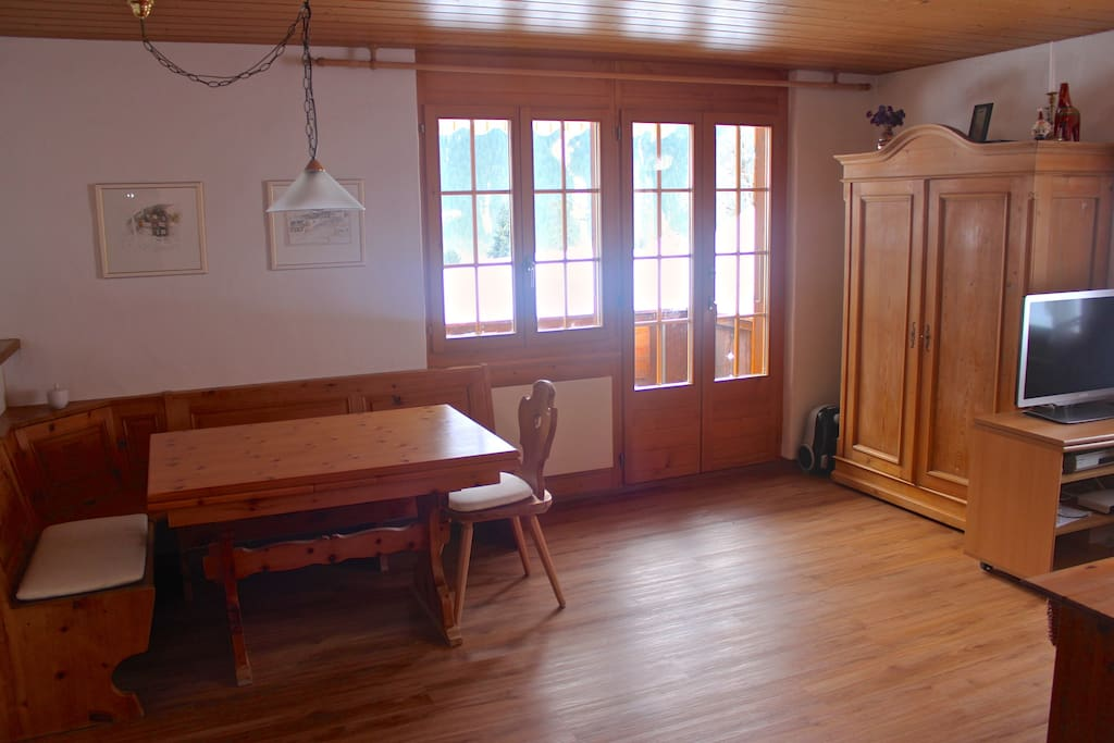 2 bedroom flat in a Chalet