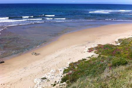 On the beach of Lu Bagnu Castelsard - Haus