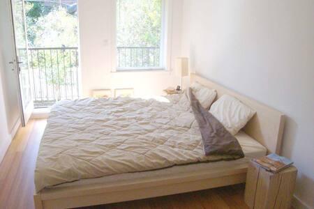 Luxury NYC 2BR Brownstone Apartment
