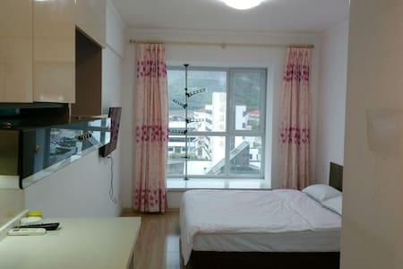 紧靠威海公园的海景房,海湾假日公寓 - Weihai Shi - Wohnung
