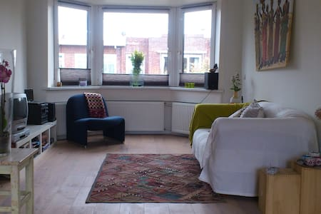 Lovely, bright apartment in Haarlem