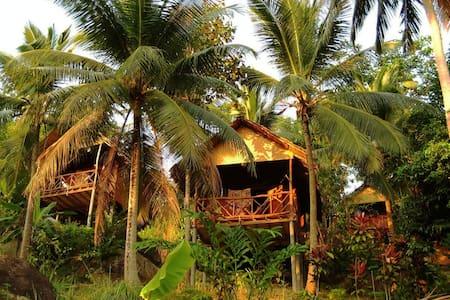 Affordable Bungalow in The Jungle 9 - Ko Phangan - Bed & Breakfast