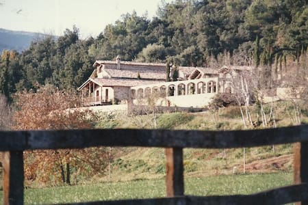 Old farmhouse  in Canet d'Adri - House