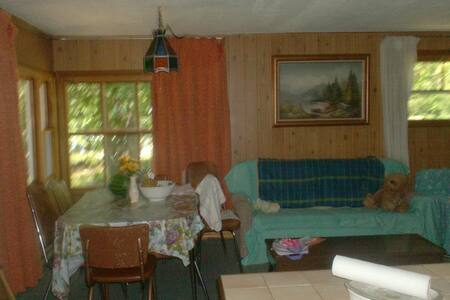 CUTE COTTAGE FOR RENT - Chapeau - Cabane