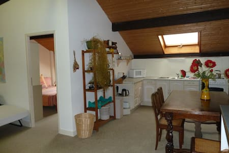 One bedroom apartment in the Savoie - Montailleur - Appartement