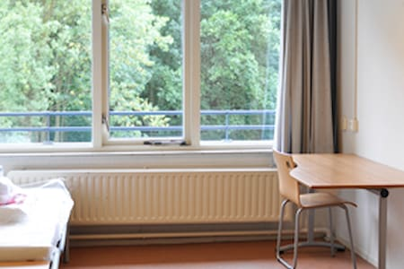 Furnished room near bus station & WUR - Wageningen