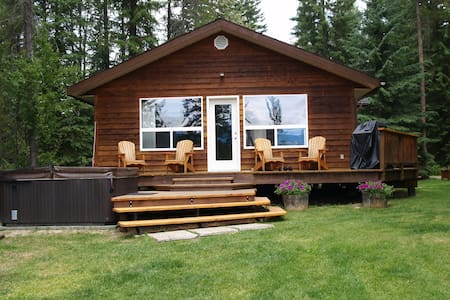 The River House - Columbia-Shuswap A