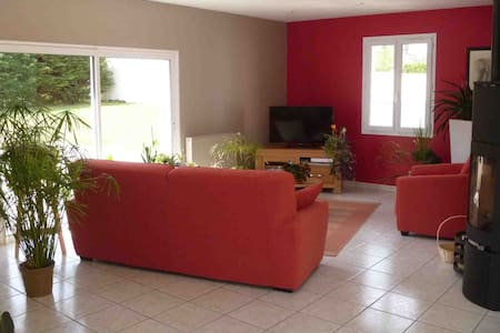 2 BEDROOMS IN THE COUNTRYSIDE - Huis
